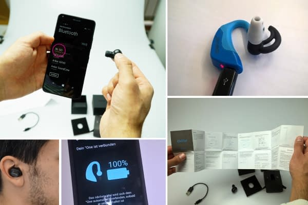 usability tests in-ear puls oximeter