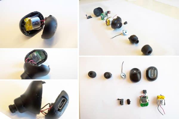 technische analyse der konstruktion eines in-ear puls oximeter